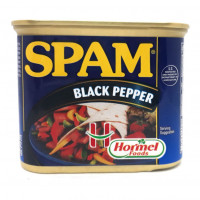 Spam Black Pepper Flavor 340g